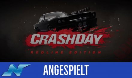 Angespielt: Crashday Redline Edition