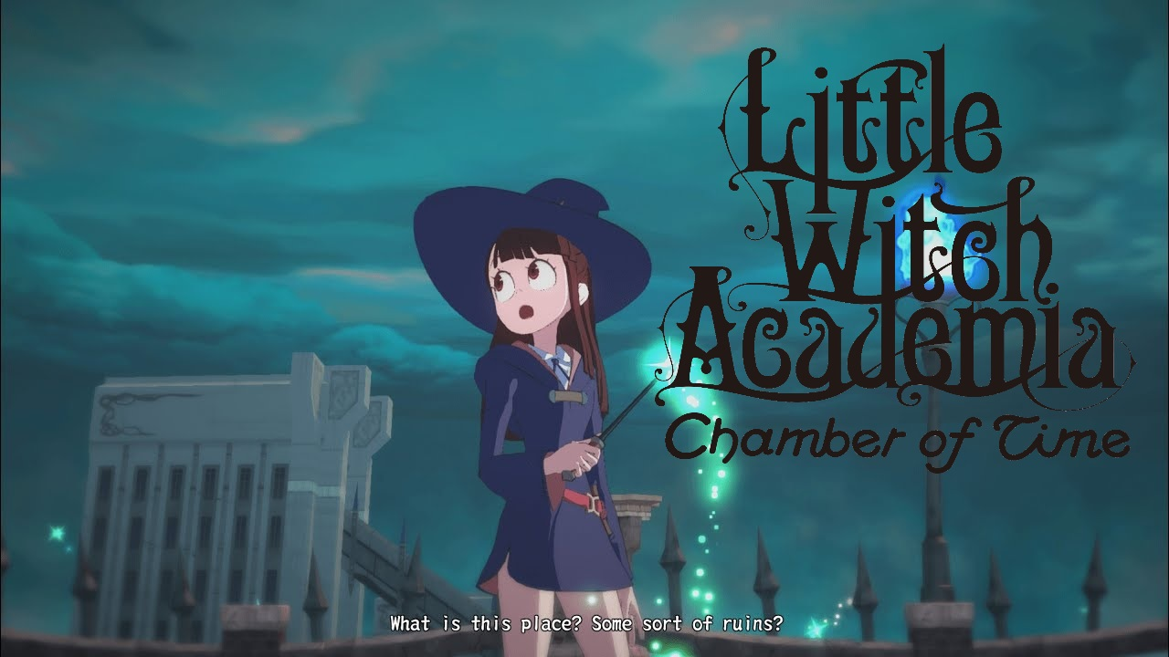 little-witch-academia-chamber-of-time-nat-games-wallpaper-logo