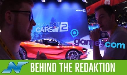 Behind the Redaktion gamescom 2017 Vlog #07 vom 24.08.2017