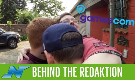 Behind the Redaktion gamescom 2017 Vlog #08 vom 27.08.2017