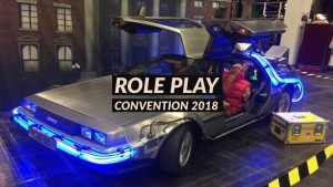 Role Play Convention 2018