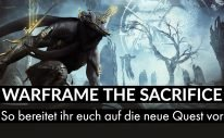 Warframe The Sacrifice