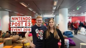 Nintendo Post E3 Event 2018