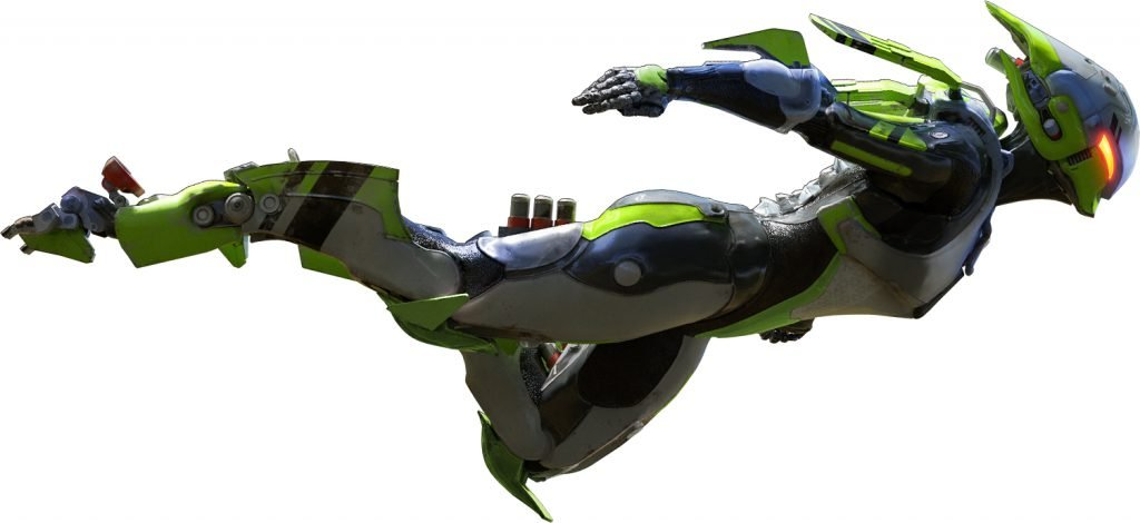 Anthem Javelin Interceptor