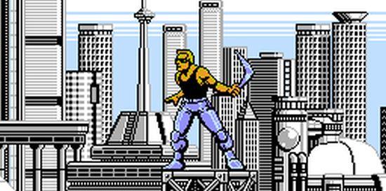 nat games Powerblade screen 1