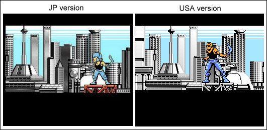 nat games powerblade usa vs japa