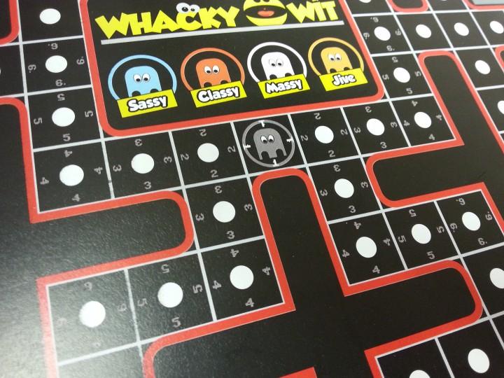 nat games whacky 5