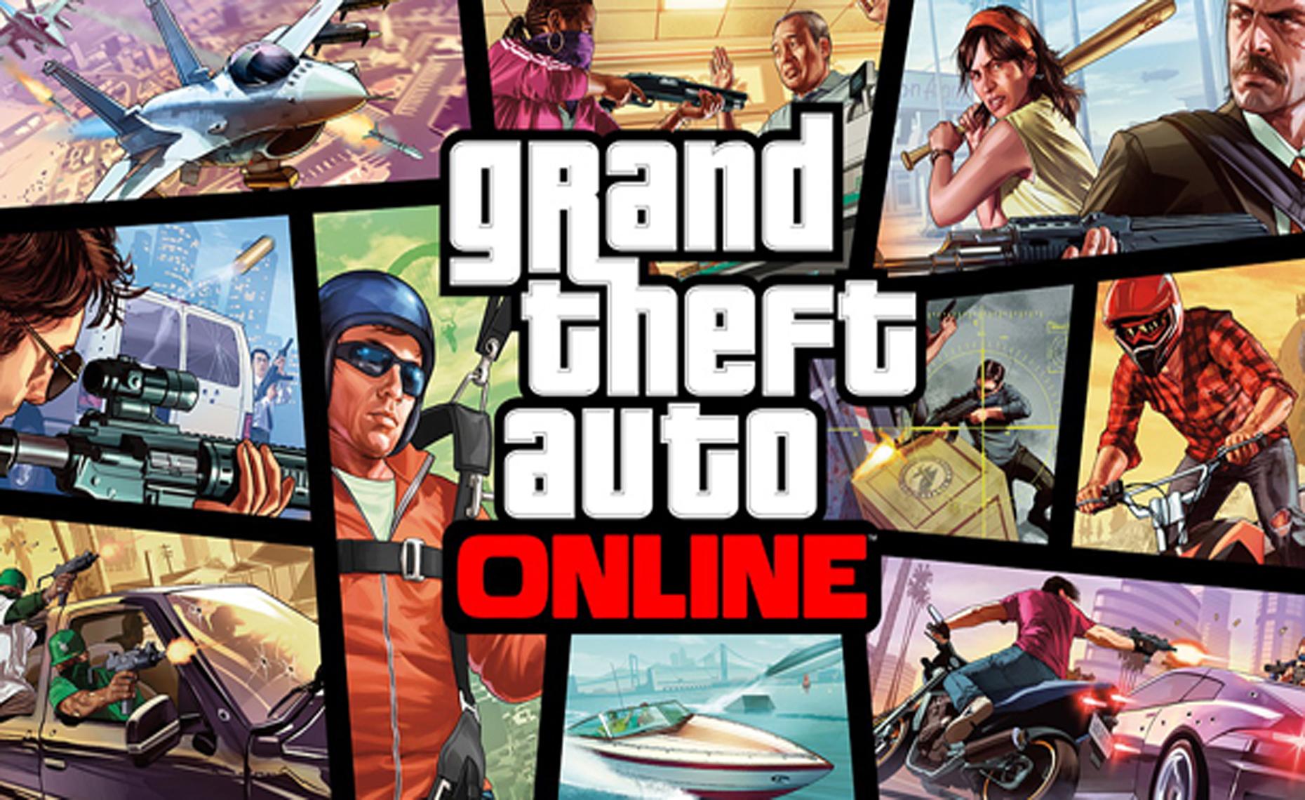 Grand Theft Online