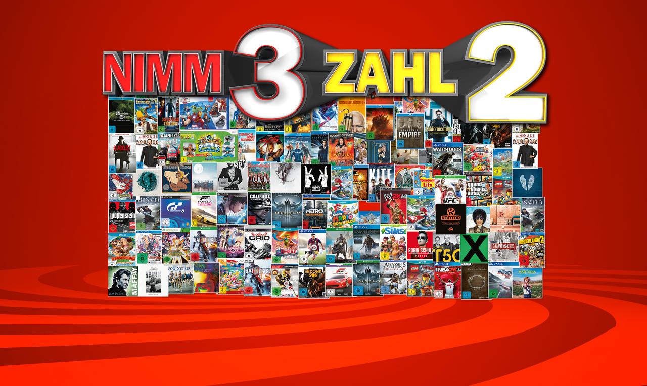 3 Für 2 Games