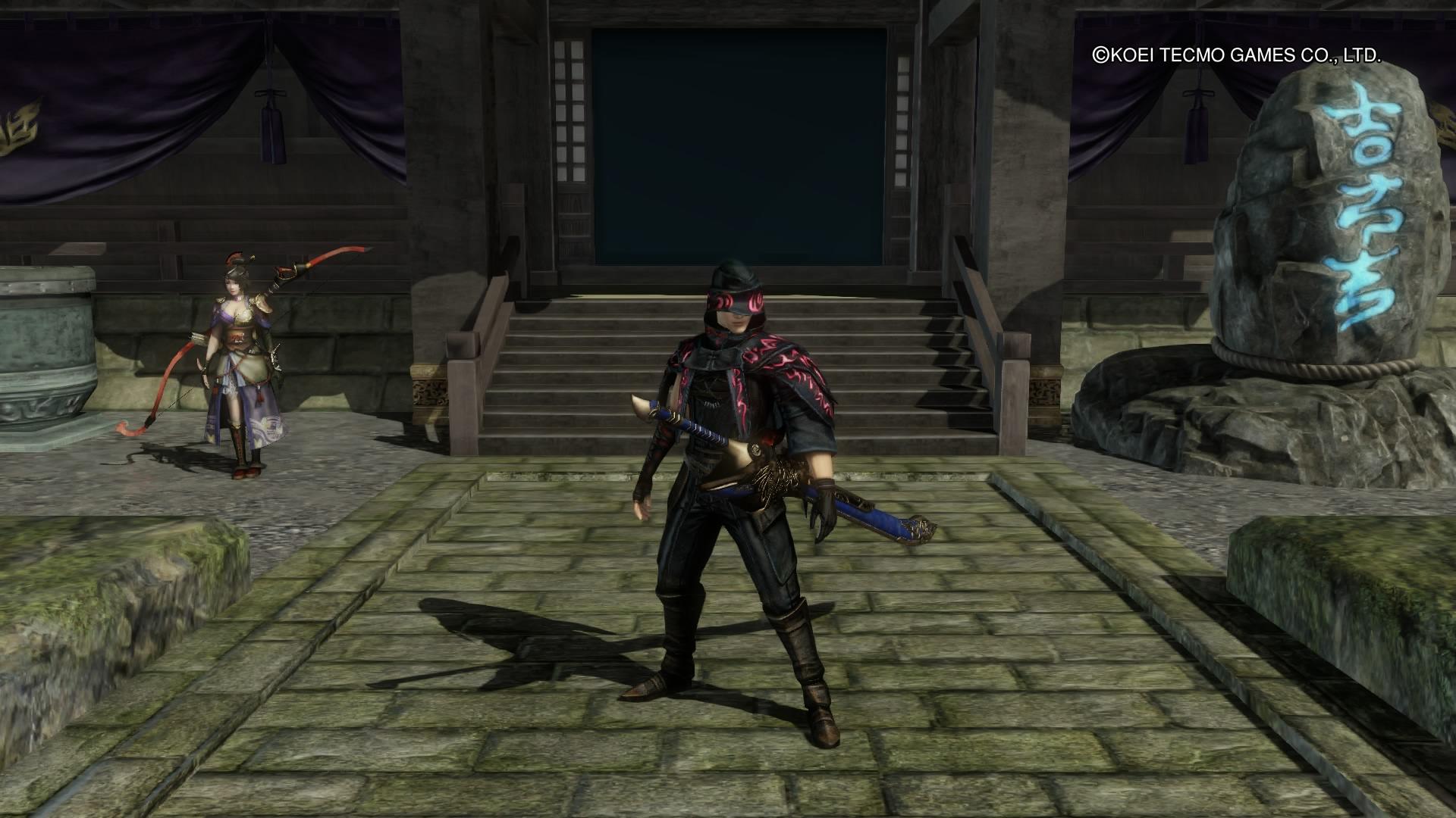 Habt ihr für den Vorgänger das Soul Sacrifice Kostüm geladen, könnt ihr sogar dieses in die PS4 Version von Kiwami exportieren.
