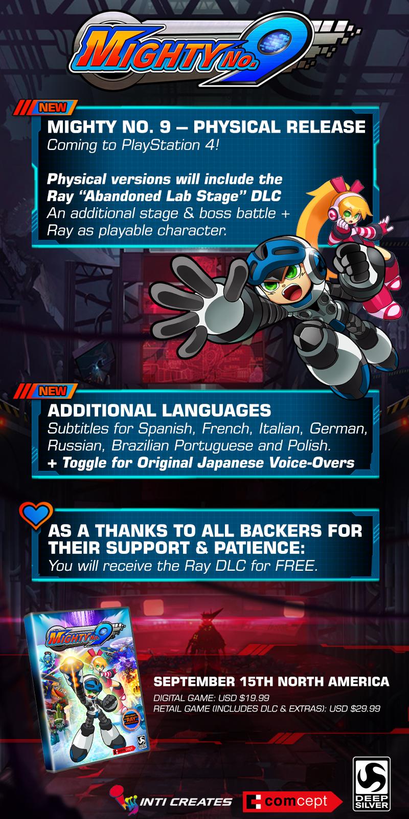 In wenigen Monaten können wir mit dem Mega Man Klon losballern.