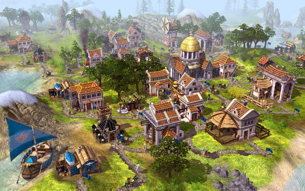 Die Siedler II – Die nächste Generation – Gold Edition-nat-games-gameplay