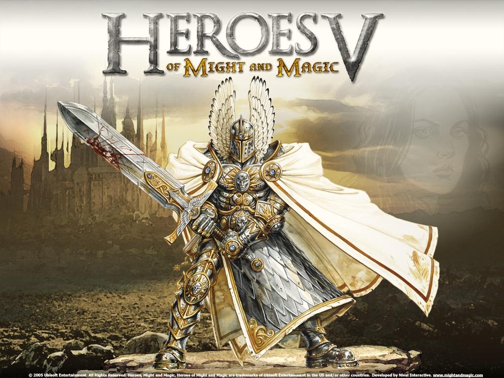 Heroes of Might and Magic V – Gold Edition-nat-games-wallpaper-logo