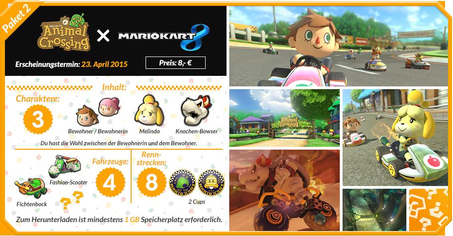 Animal Crossing-DLC mit allen Inhalten