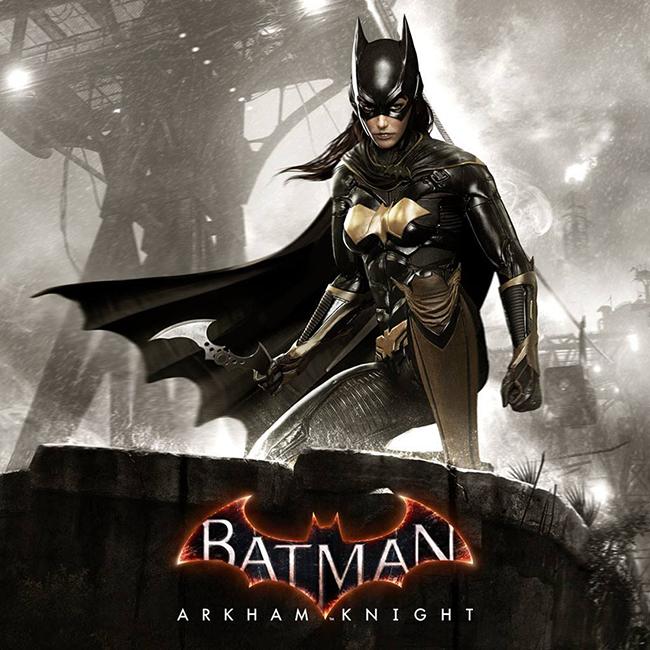 Einer der DLCs wird euch in die Rolle von Barbara Gordon alias Batgirl alias Oracle versetzen.