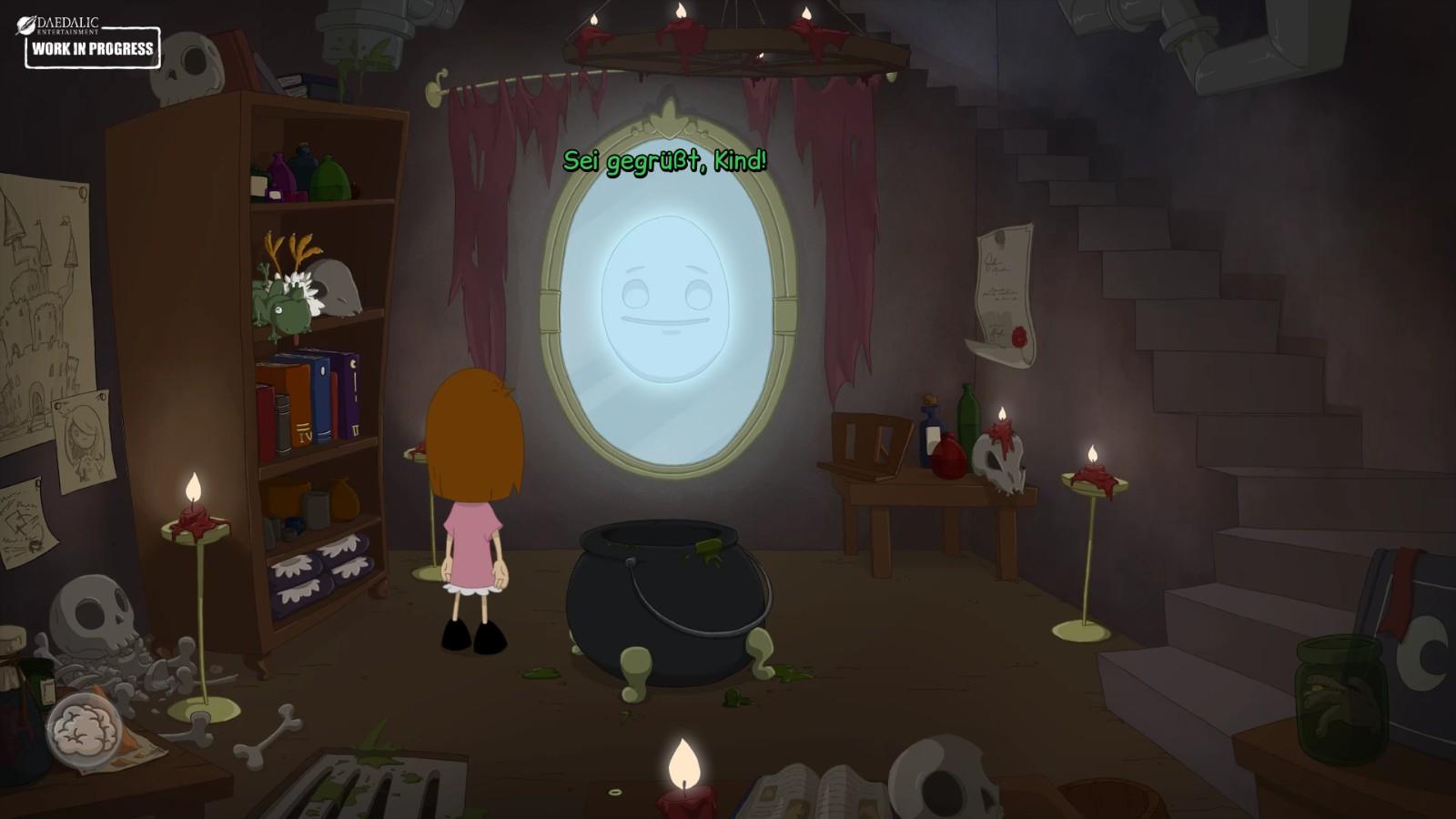 Spieglein, Spieglein an der Wand, taugt Annas Quest was?