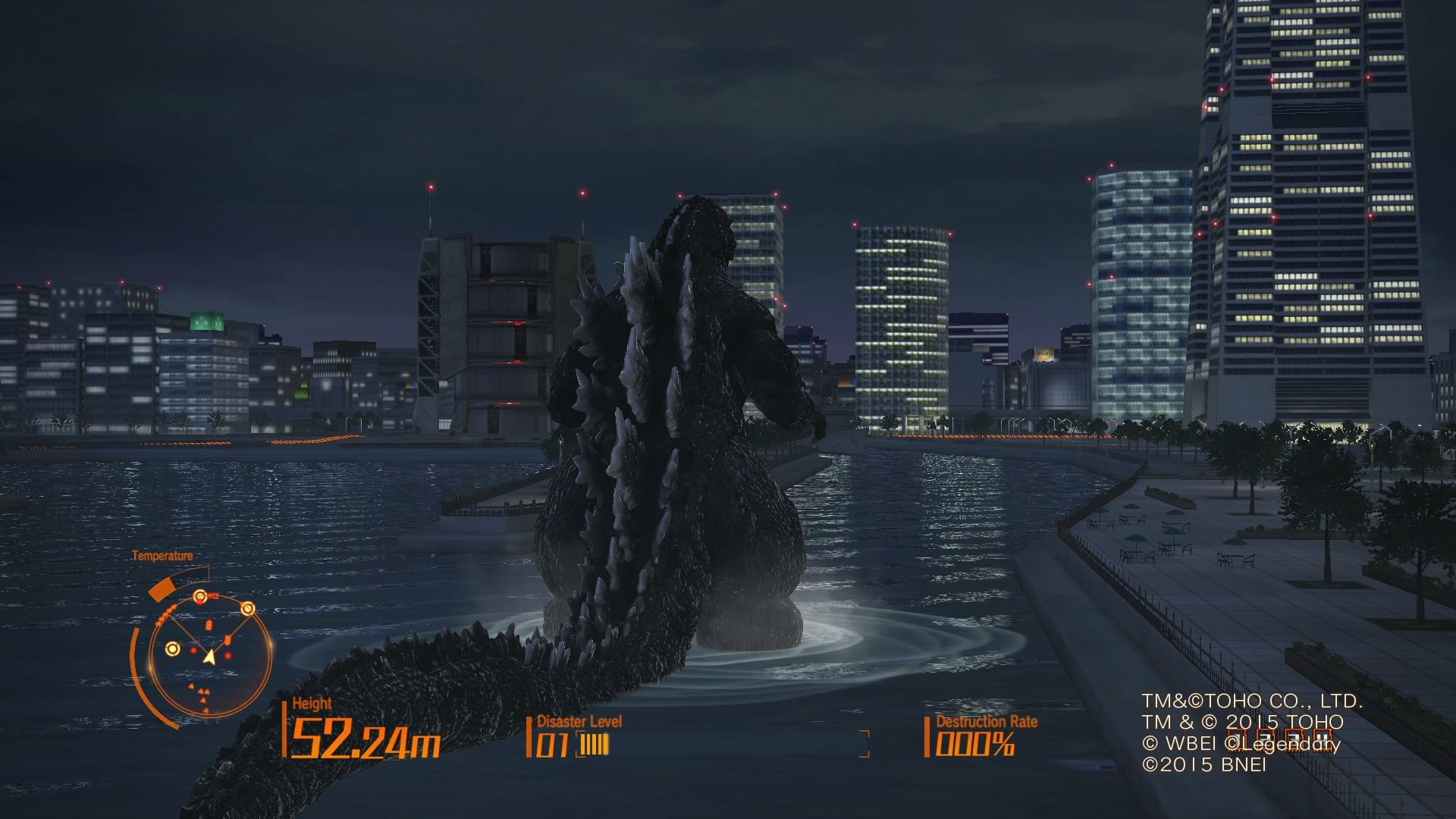 Das ist allen Ernstes die PS4 Version.