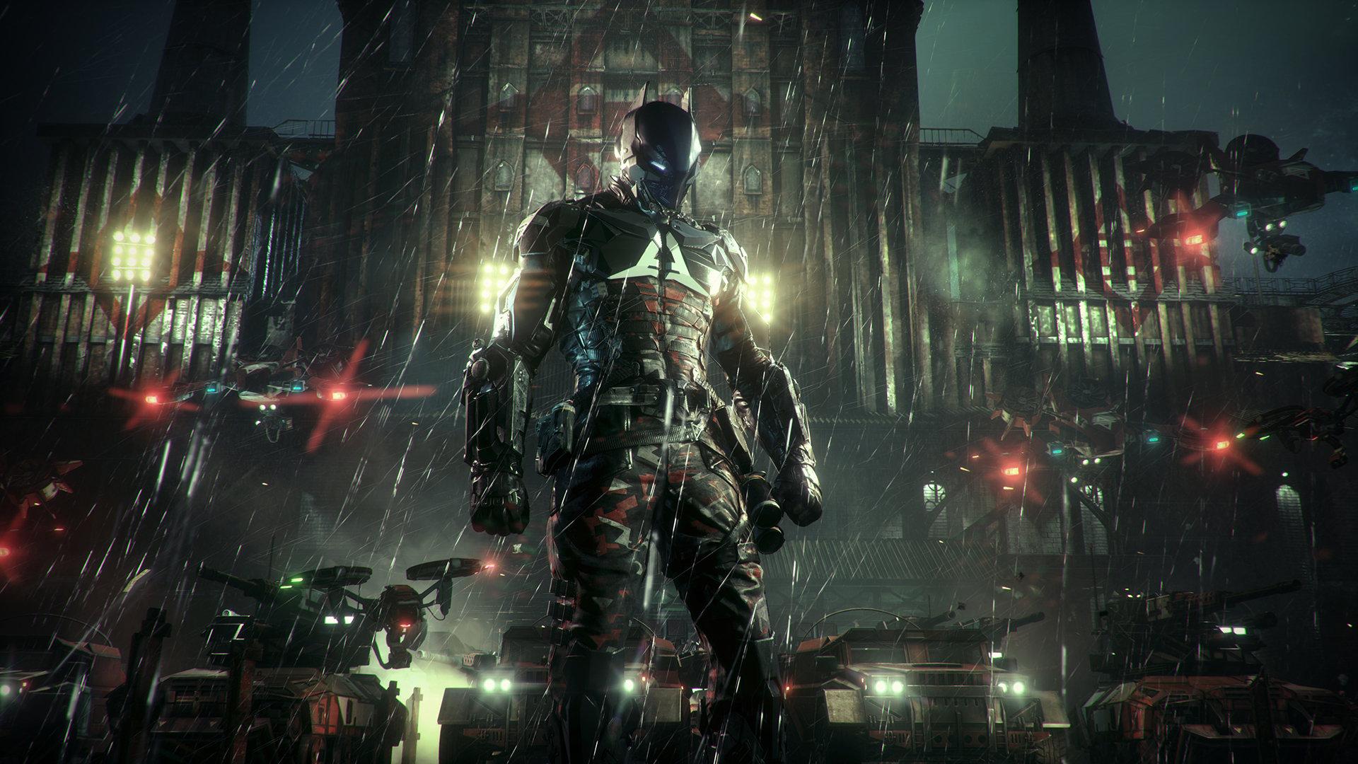 Der Arkham Knight ist davon besessen Batman zu töten.