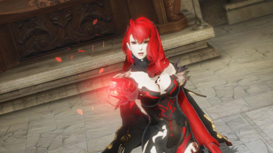 Velguirie, die Nightmare Princess, ist der Star der neuen Questline.