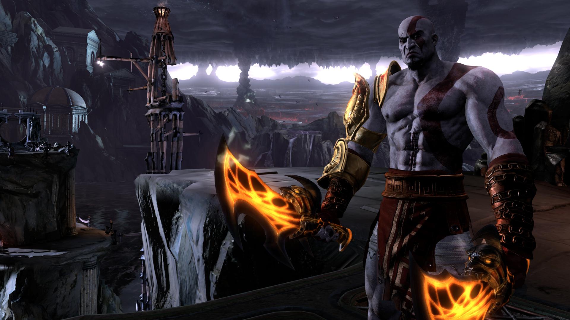 Bereits Hades Unterwelt ist ein beeindruckender Anblick.
