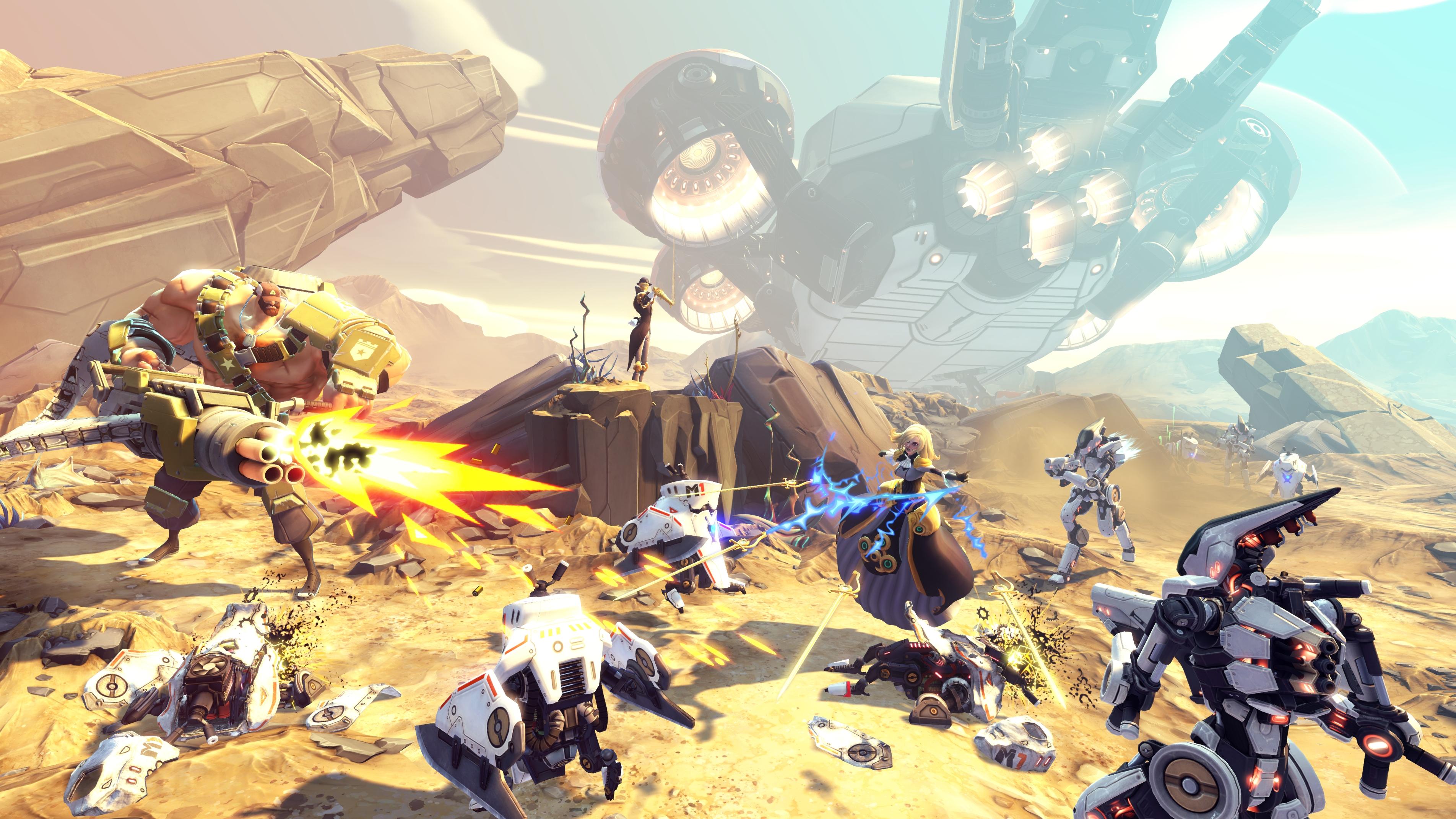 Auch der Multiplayer wird aufregende Schlachten bereithalten.