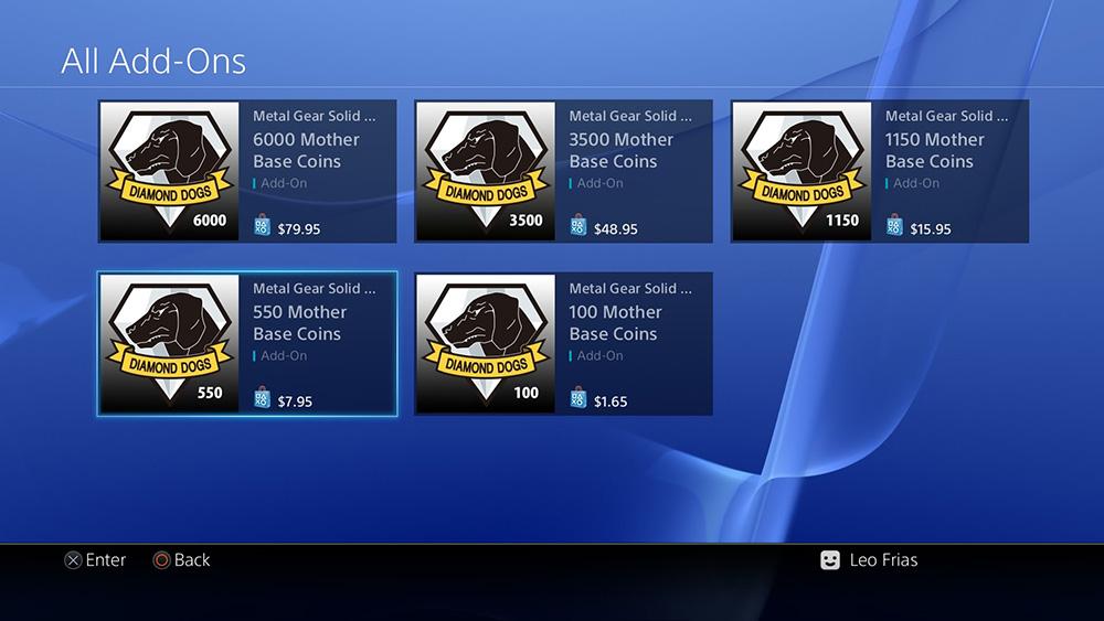 Das sind stattliche Preise, Konami.