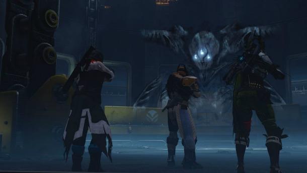 Oryx erwartet euch bereits.
