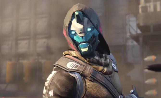 Cayde-6 wird einer der vielen Charaktere sein die in der neuen Geschichte eine Rolle spielt.