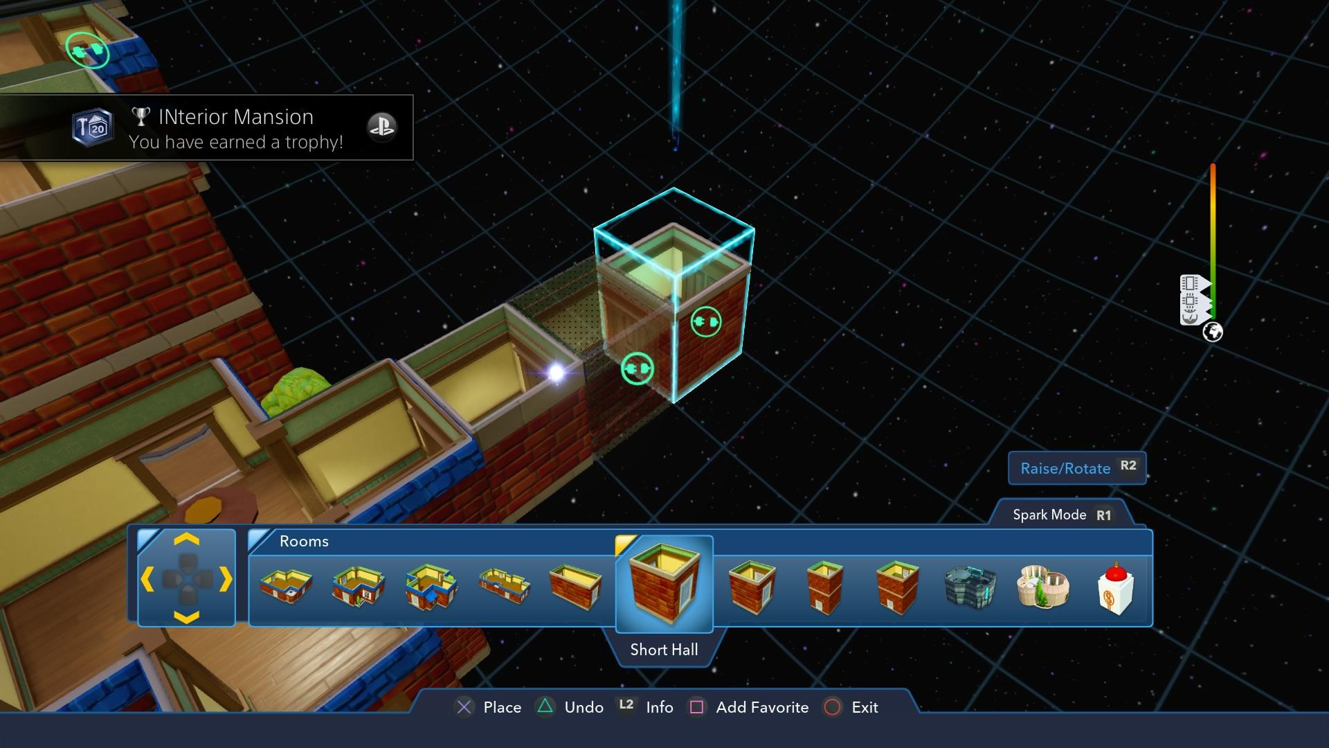 Die Toybox bietet euch einen extrem umfangreichen Editor für eigene Level und Spielmodi.