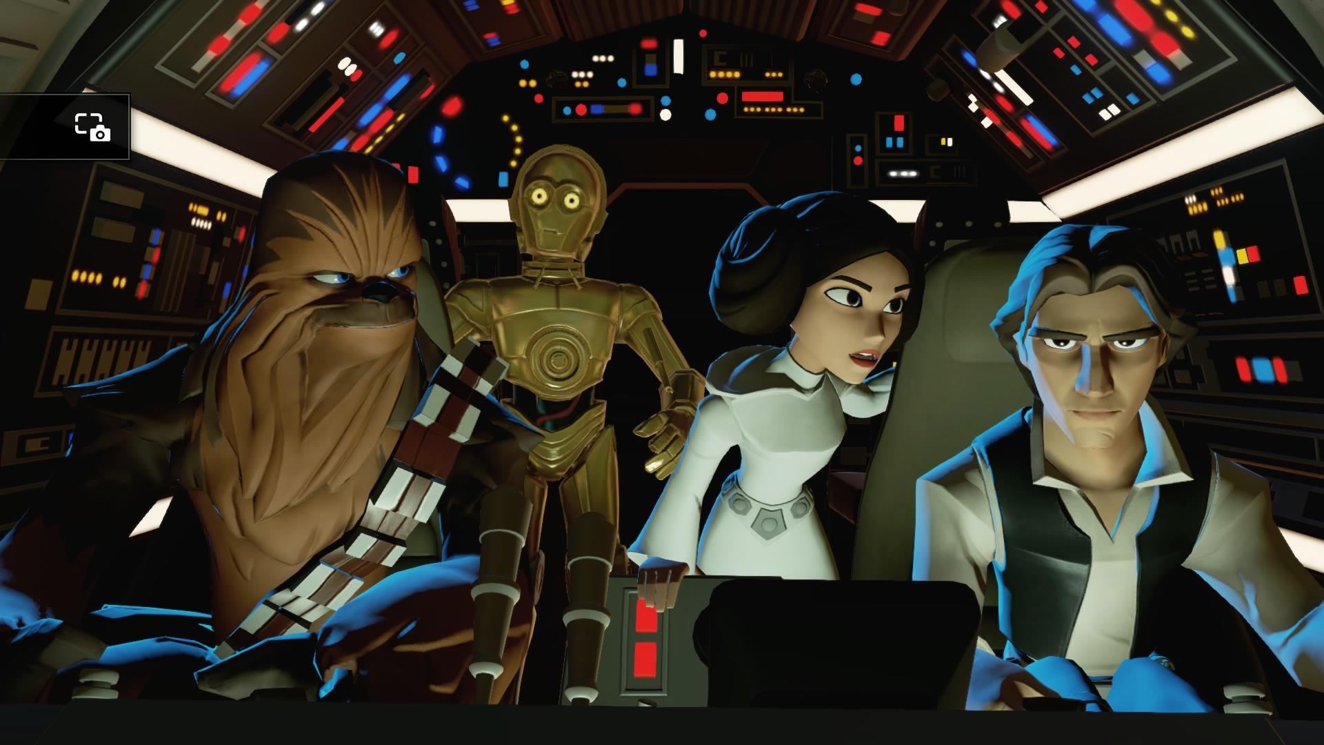 Der Comiclook passt ausgezeichnet und die Charaktere sehen sowohl als Figur als auch auf dem Bildschirm klasse aus.