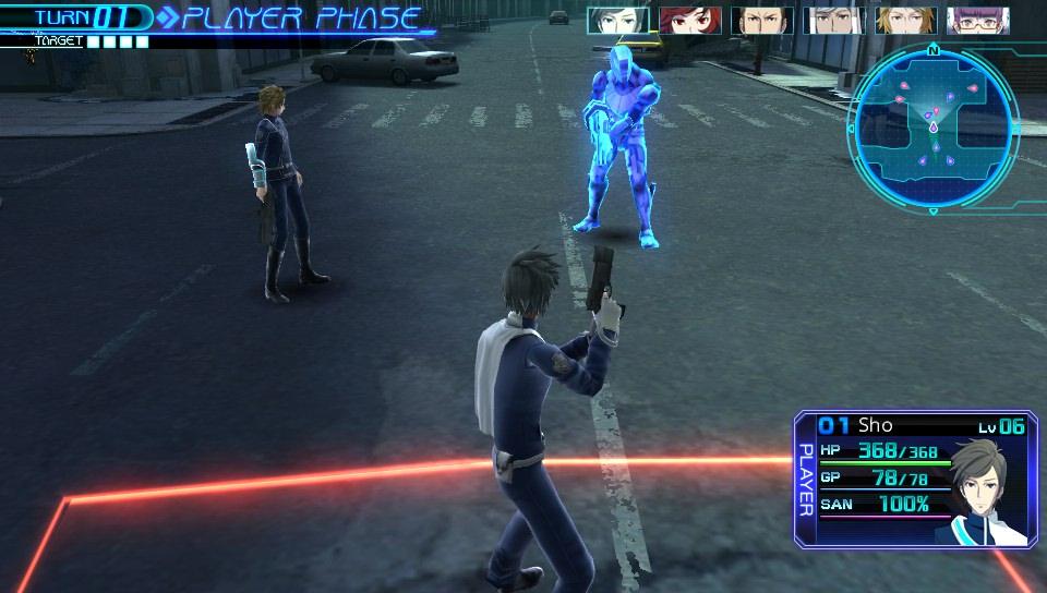 Das Kampfsystem hat große Ähnlichkeit mit Valkyria Chronicles.