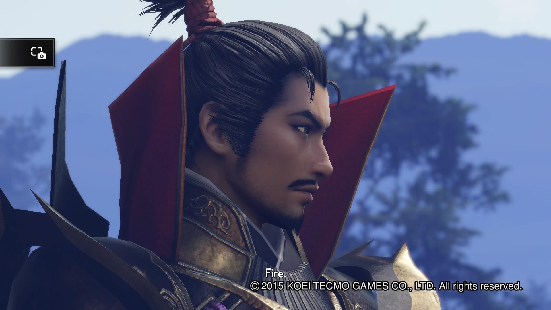 Nobunaga steht nicht mehr so stark im Mittelpunkt.