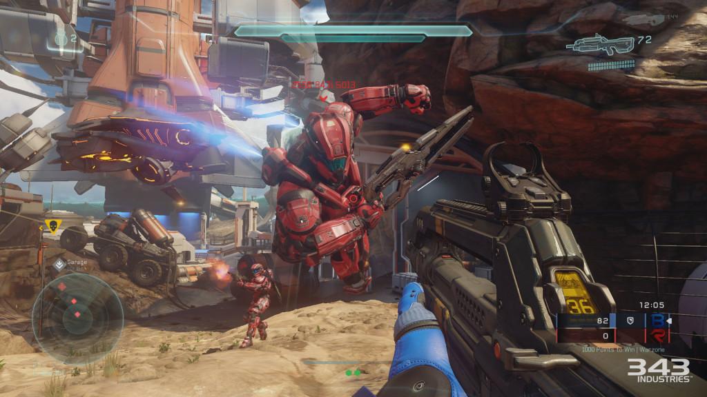 Der Multiplayer bietet eine Menge an Umfang und wird dank immer neuer Inhalte auch noch in den nächsten Monaten ordentlich für Spaß sorgen.