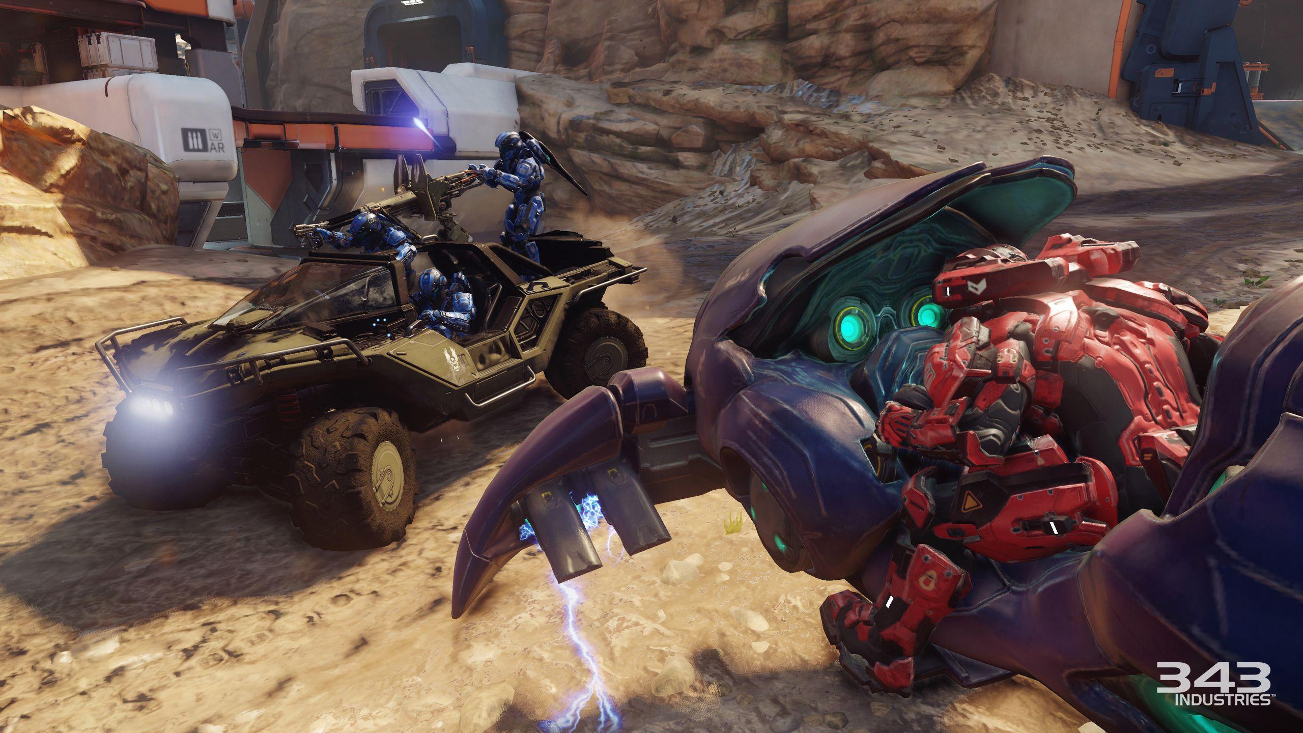Hauptsächlich spielen wir Spartan Jameson Locke mit seinem Team namens Osiris.