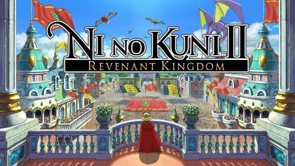 Ni No Kuni II Ni No Kuni 2 Ni No Kuni II Revenant Kingdom