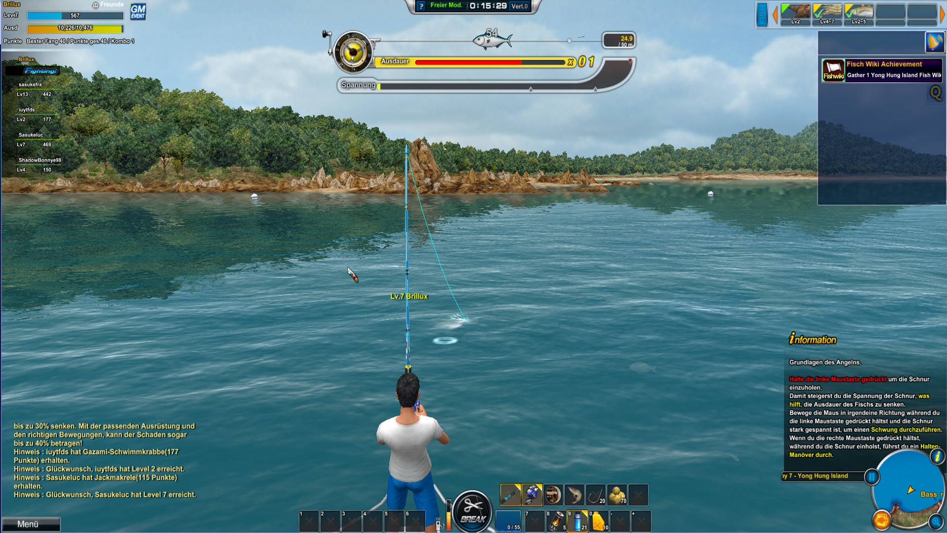nat games world of fishing 3