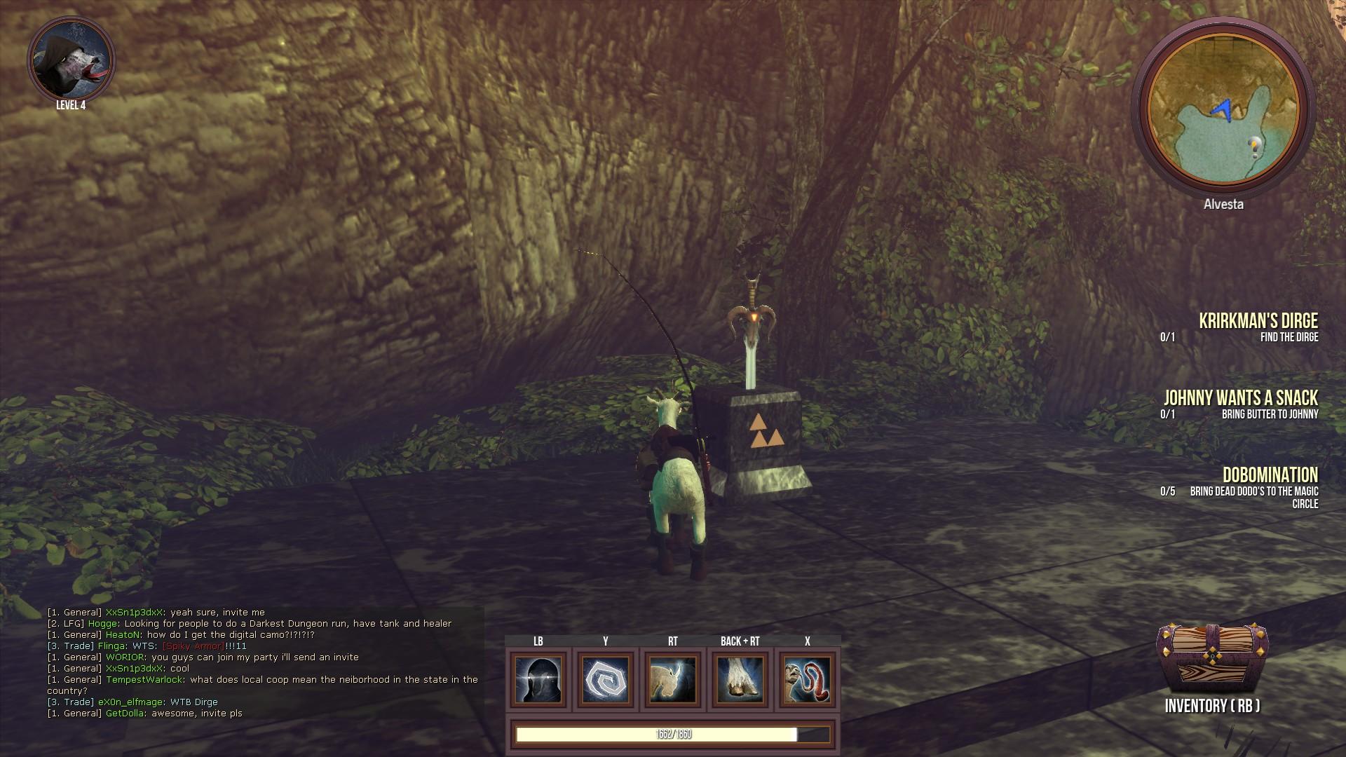 Die MMO-Erweiterung sieht wie ein vollwertiges Rollenspiel aus.