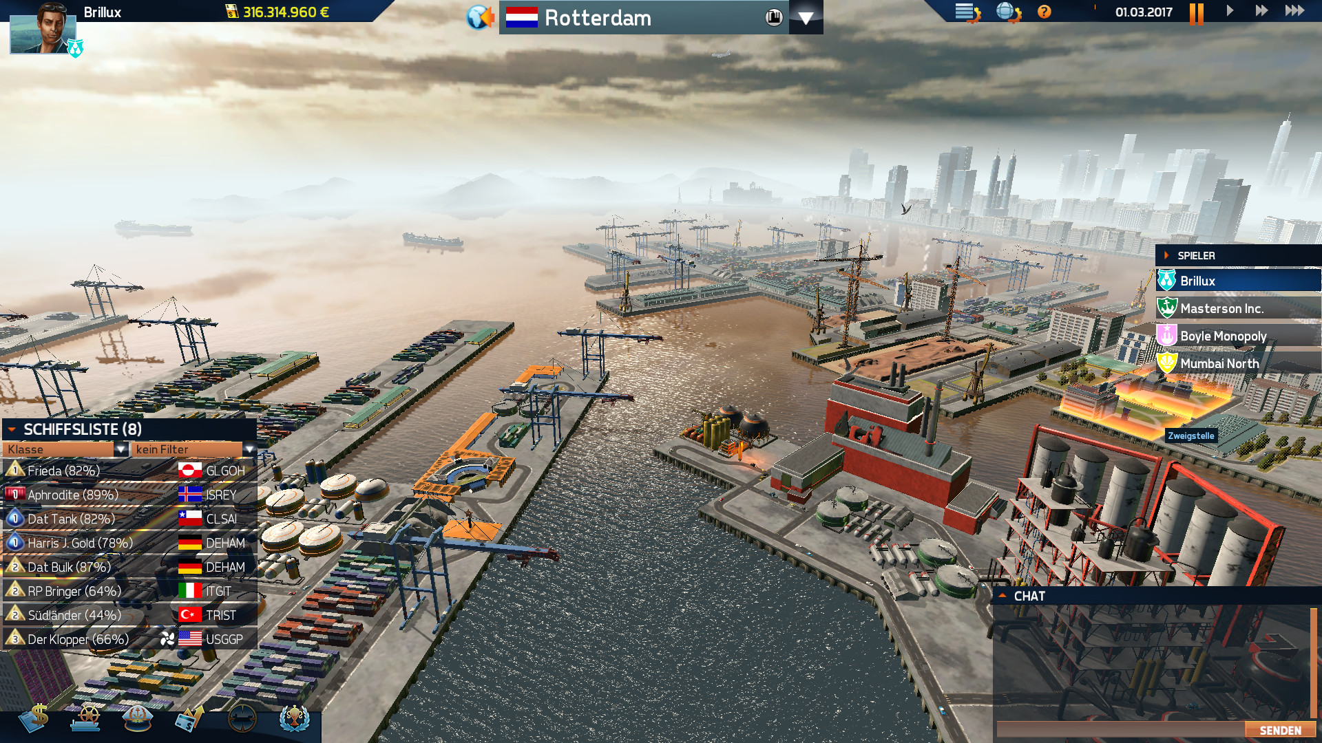 nat games transocean 2 rivals 2