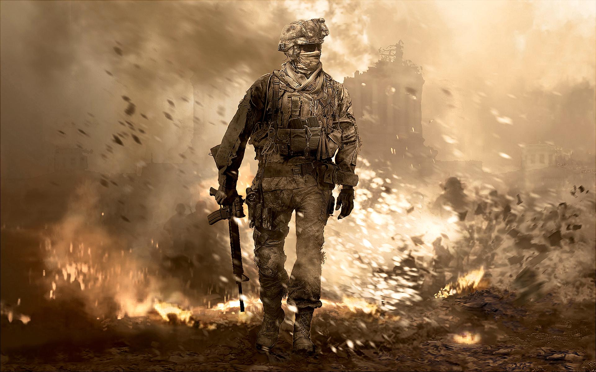 Call of Duty Modern Warfare 2 Remaster CoD Modern Warfare II Remaster