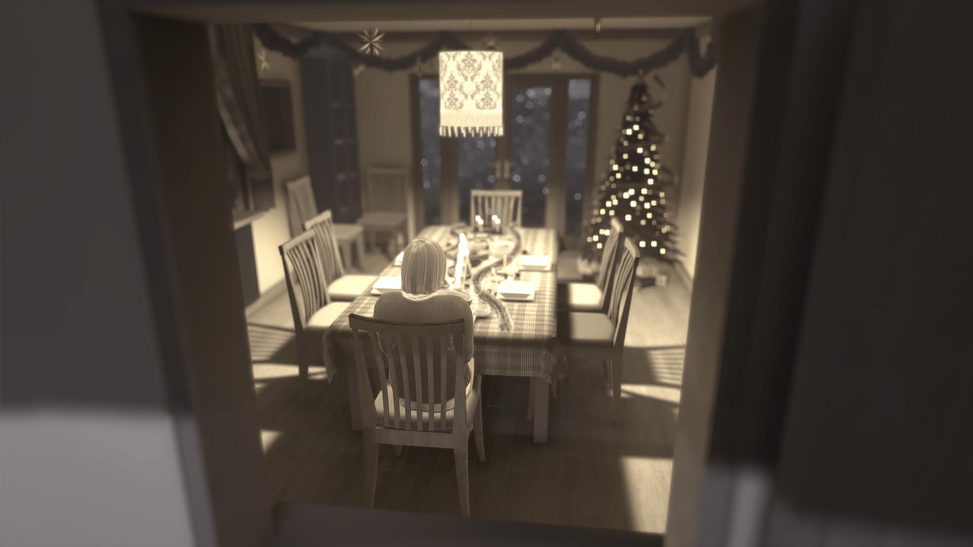 Weihnachten muss nun leider ohne Will gefeiert werden.