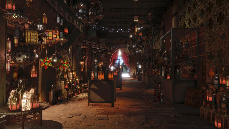 Auch in Marrakesch gibt es sehr viele Details, die es zu bestaunen gilt.