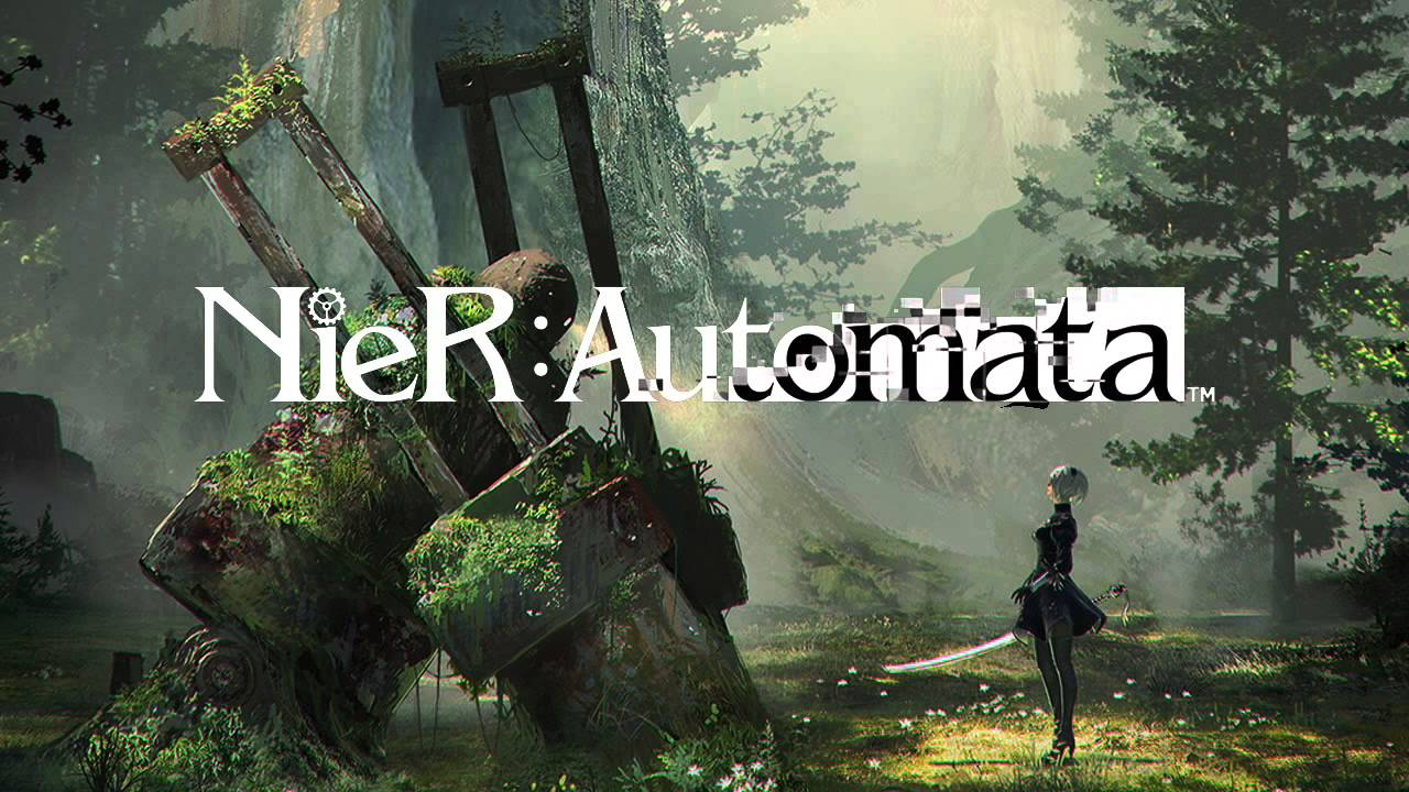NieR Automata NieR: Automata NieR Automata Game of the YoRHa Edition
