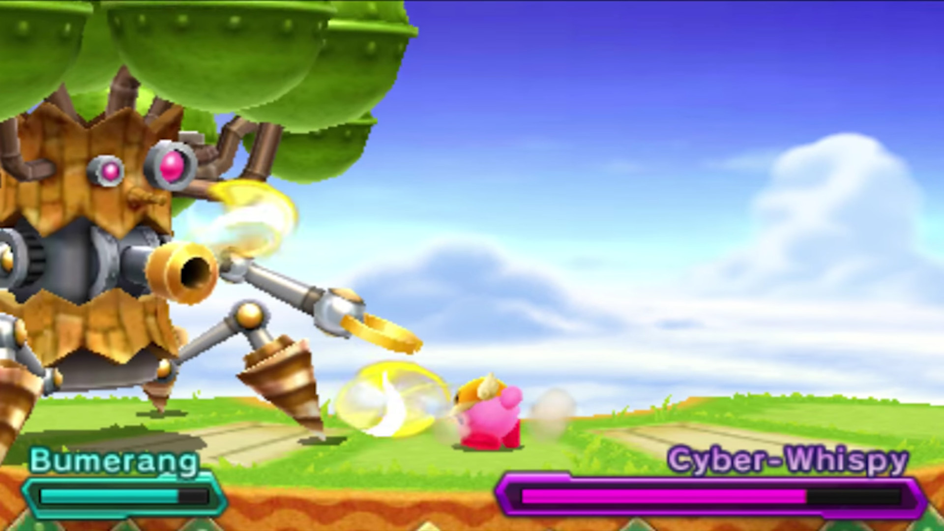 nat games kirby planet robobot 1