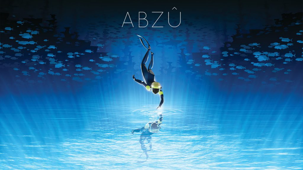 ABZU Logo Wallpaper