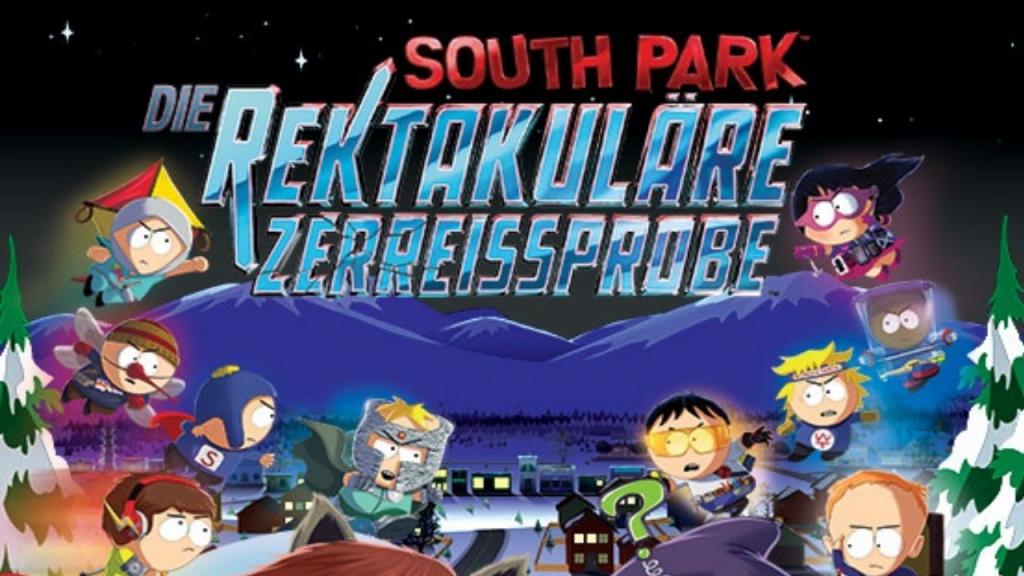 South Park Die rektakuläre Zerreißprobe