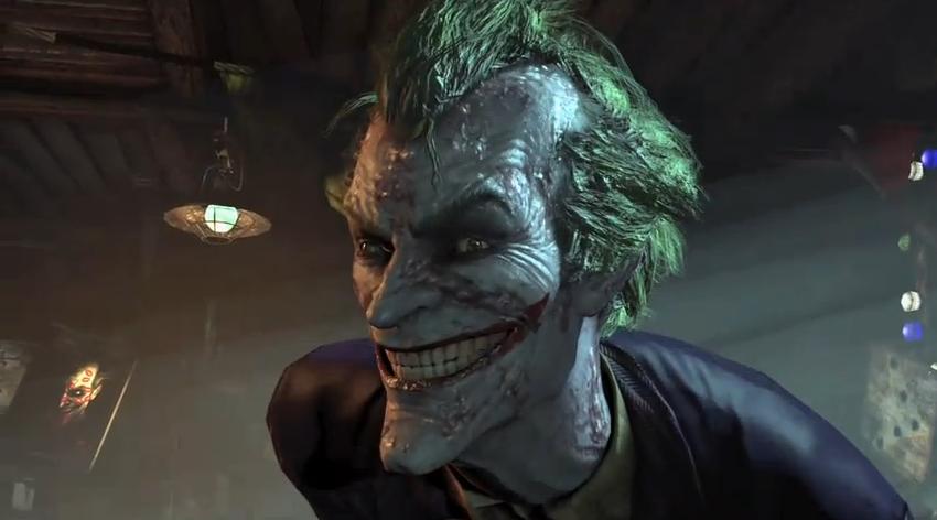 Batman Arkham Knight - Der Joker in Pose