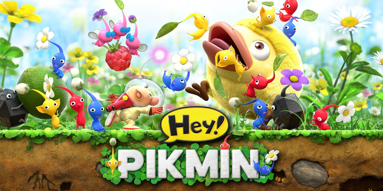 nat games hey pikmin