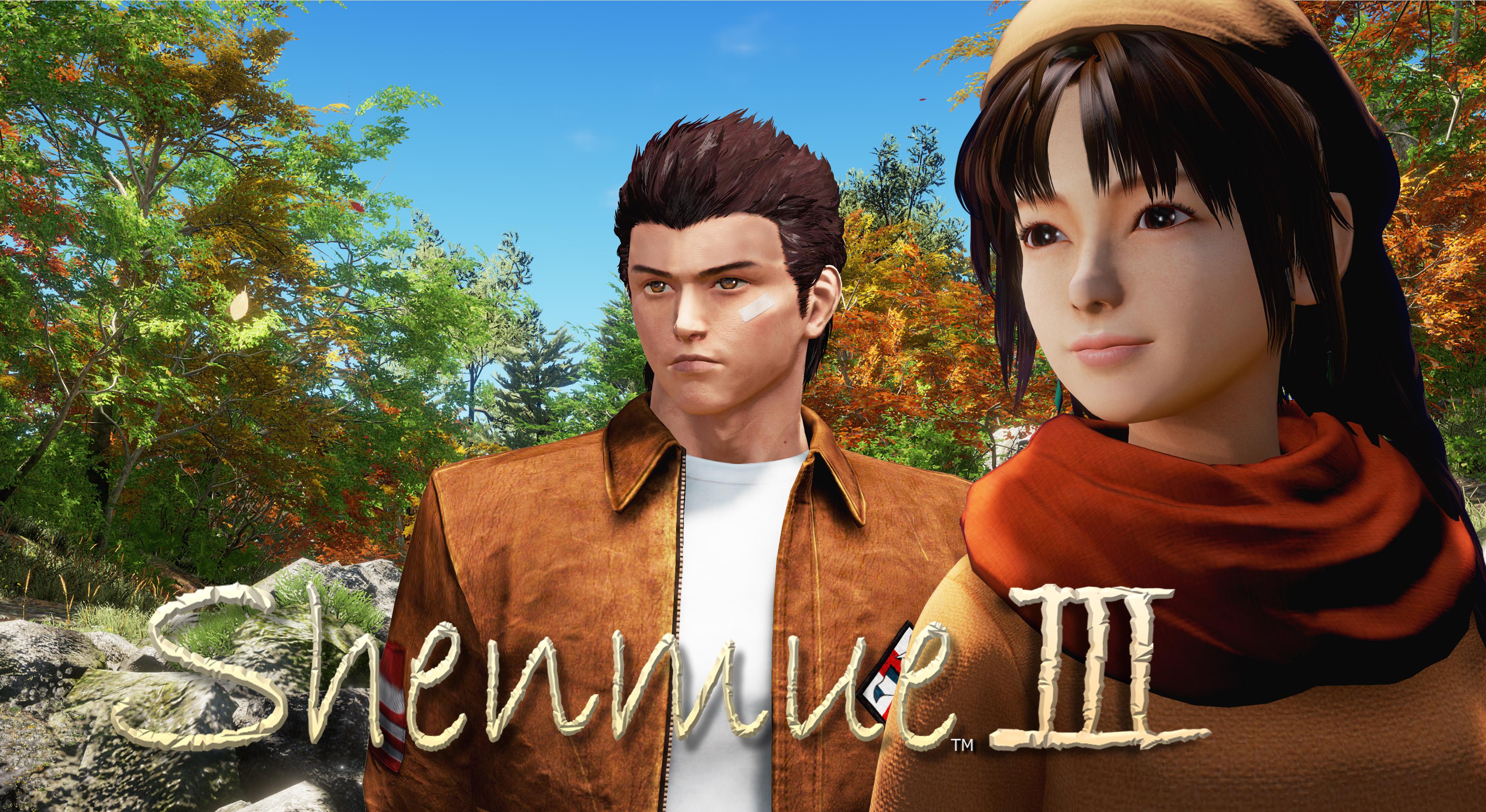 Shenmue III Shenmue 3