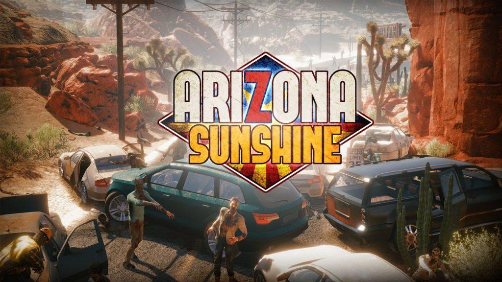Arizona Sunshine-wallpaper-logo-nat-games