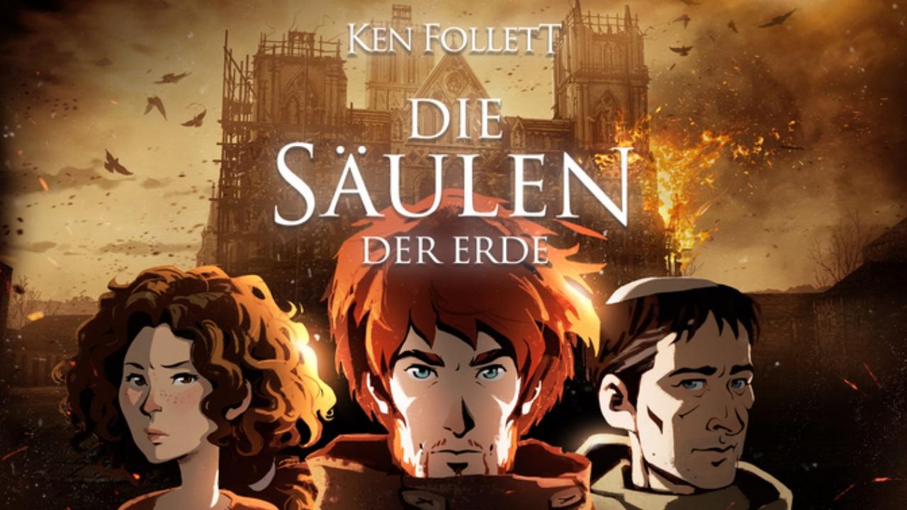 die-säulen-der-erde-nat-games-wallpaper-logo